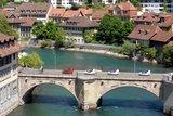 TWIKE auf der Untertorbrücke in Bern (photo: splint)